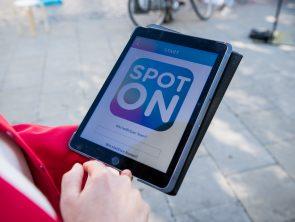 Kommt mit! Stadtrundgang mit der App Spot on