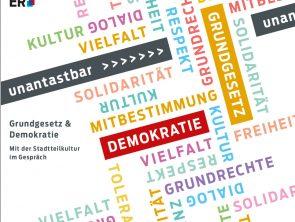 Gemeinsamer Stadtrundgang in Hannover: Mit dem Smartphone Demokratie erkunden